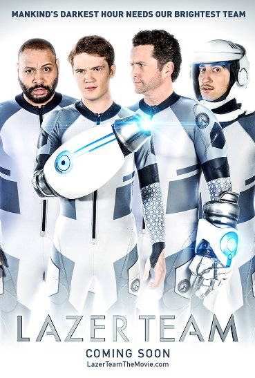 Lazer Team (2015)