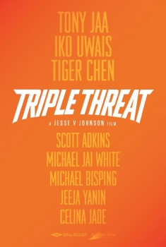 Triple Threat (2017)