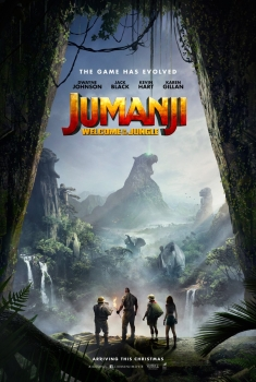 Jumanji 2: Welcome to the Jungle  (2017)