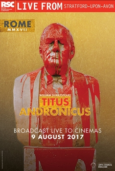 RSC Live: Titus Andronicus (2017)