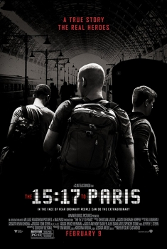 The 15:17 to Paris (2018)