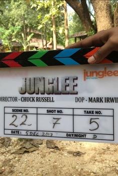 Junglee (2018)