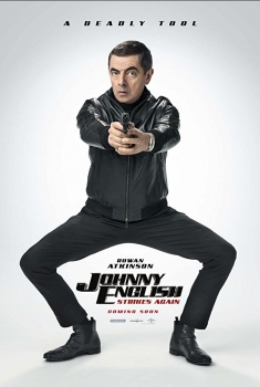 Johnny English Strikes Again (2018)