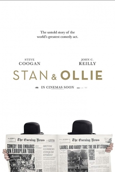 Stan and Ollie (2017)