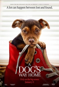 A Dog's Way Home (2018)