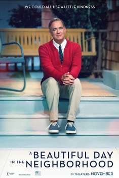 Untitled Mr. Rogers/Tom Hanks Project (2019)