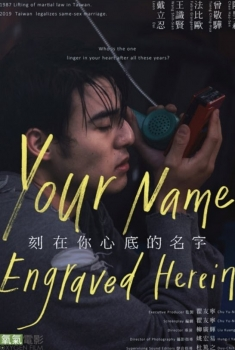 Your Name Engraved Herein (2020)