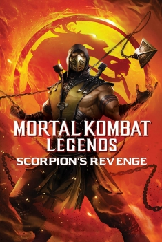 Mortal Kombat Legends: Scorpion's Revenge (2020)