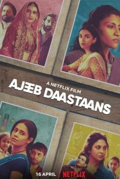 Ajeeb Daastaans (2021)