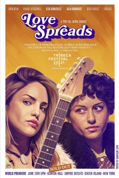 Love Spreads (2021)